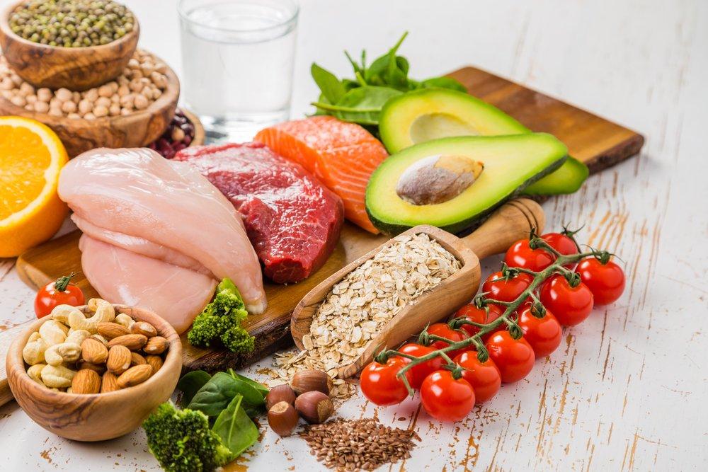 recomendaciones para una alimentacion saludable