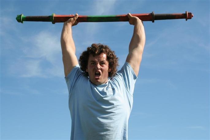C mo mejorar la fuerza muscular for Fuera definicion