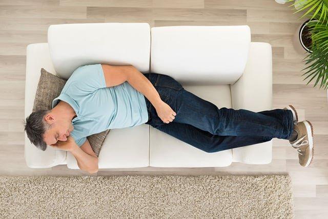 Cuidado Con Dormir Todos Los D 237 As En El Sof 225 Saludalia Com