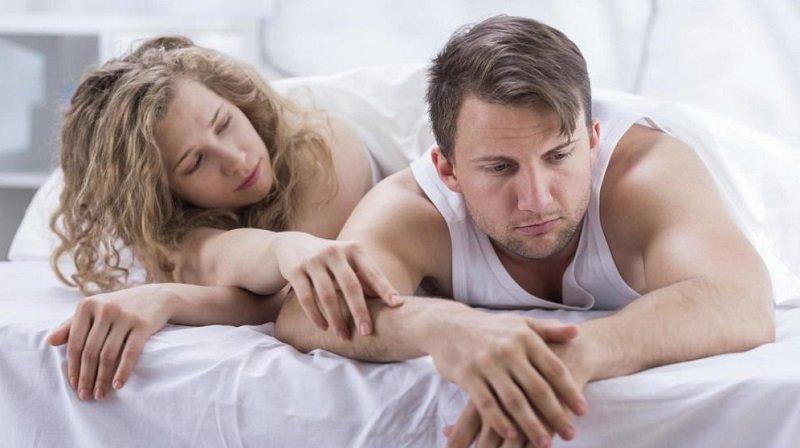 Vida sexual promedio de pareja mairred