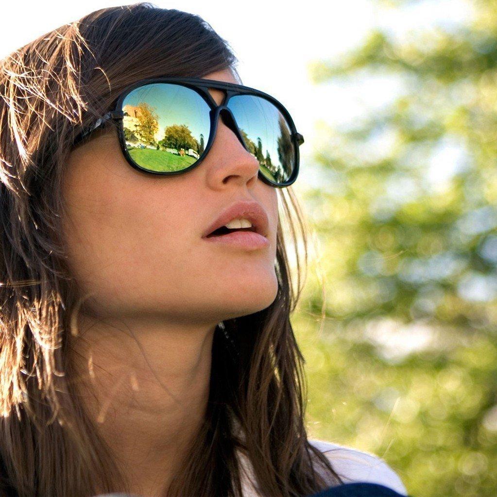 6a64b704eb Gafas de sol para cuidar de tus ojos. Saludalia.com