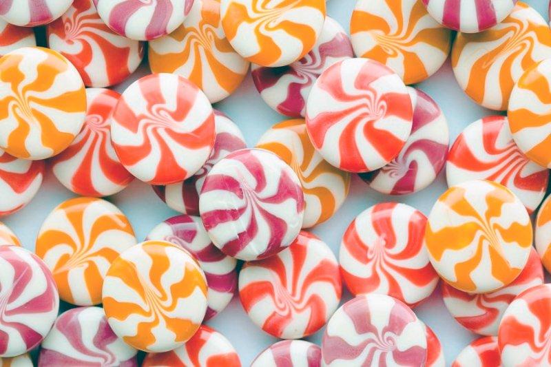 Los caramelos y su efecto en nuestra salud. Saludalia.com