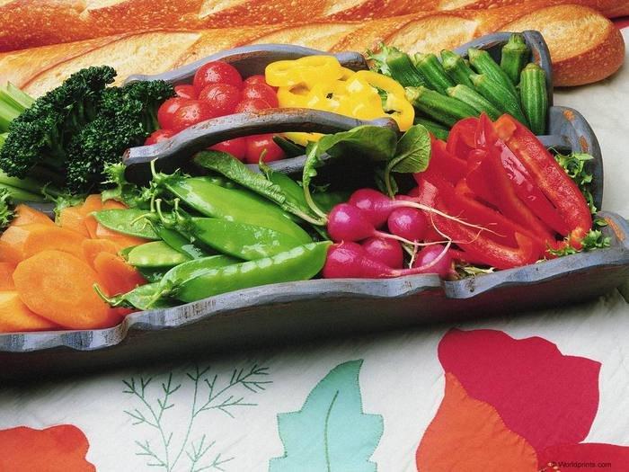 Verduras y hortalizas. Saludalia.com